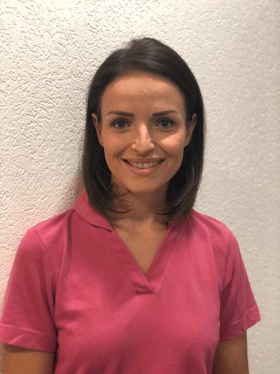 Dijana Nedic: Inhaberin der Spitex DiCare GmbH